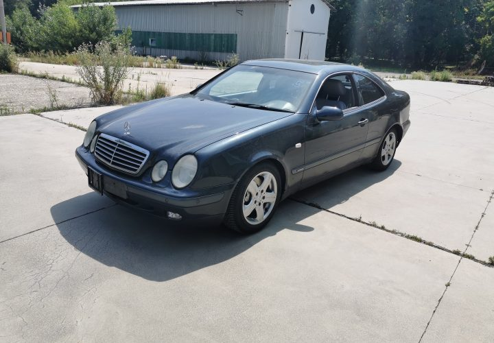 Mercedes-Benz CLK 430 W208 1998