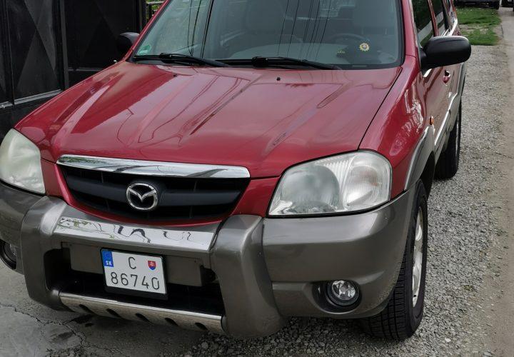 Mazda Tribute 3.0 v6 2004