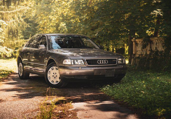 Audi A8D2 4.2v8 220kw Quattro